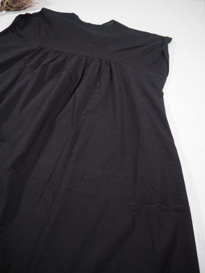 Honnete  H/SLV V GATHER DRESS HO-21SS OP24 4