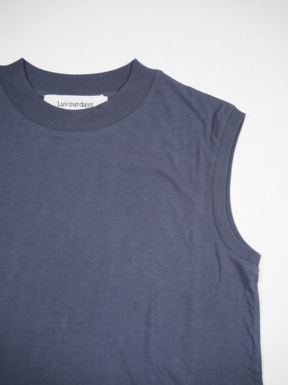 LUV OUR DAYS SWISS COTTON TANK TOP LV-CT9229-1 1