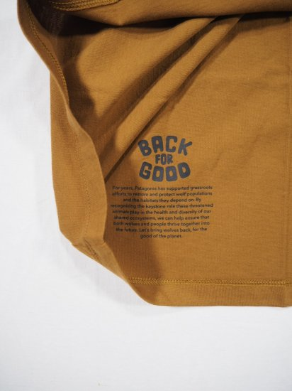 patagonia M's Back For Good Organic T-Shirt [MBWO] 38565 5
