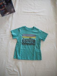 patagonia Baby Fits Roy Skies Organic T-Shirt [LBYG]