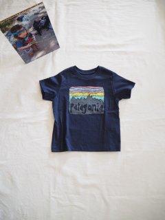 patagonia Baby Fits Roy Skies Organic T-Shirt [NENA]