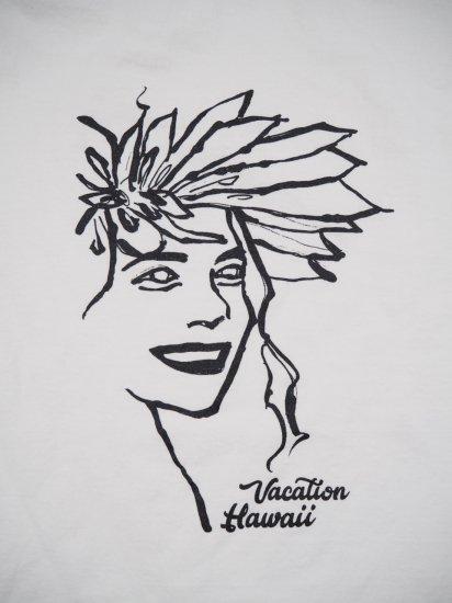 FUNG  3/4 PRINT TEE [VACATION GIRL] VACATION GIRL 0
