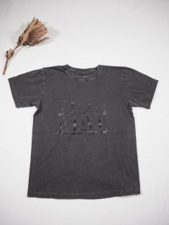 FUNG  S/S PIGMENT TEE [NORMAL]