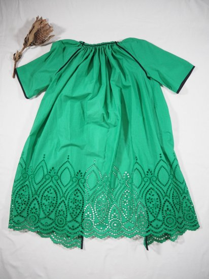 HiROMITHiSTLE  刺繍羽織ワンピース 7151623 5