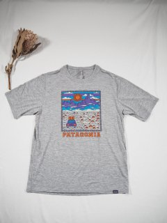 patagonia M' s Capilene Cool Daily Graphic Shirt[SRFE]