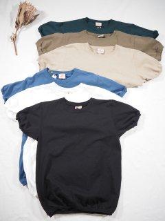 GOOD WEAR CREW-NECK RIBTシャツ