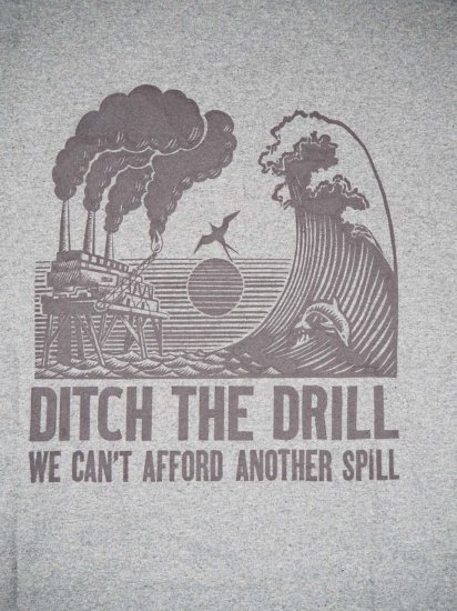 patagonia M'S DITCH THE DRILL RESPONSIBILI-TEE 37409 0