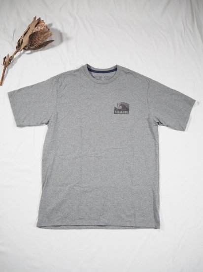 patagonia M'S DITCH THE DRILL RESPONSIBILI-TEE 37409 1