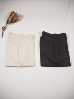 LENO WIDE CHINO TROUSERS