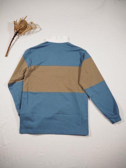 dahl'ia  フリルラガーシャツ DTH-192 6