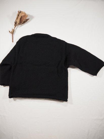 Niche.+MacMahon Knitting Mills ロールネックニット FLOWER 3