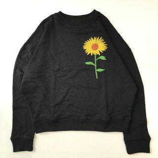 <img class='new_mark_img1' src='https://img.shop-pro.jp/img/new/icons14.gif' style='border:none;display:inline;margin:0px;padding:0px;width:auto;' />Niche. ONE FLOWER EMB SWEAT