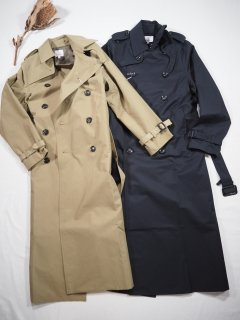 <img class='new_mark_img1' src='https://img.shop-pro.jp/img/new/icons14.gif' style='border:none;display:inline;margin:0px;padding:0px;width:auto;' />Honnete TRENCH COAT