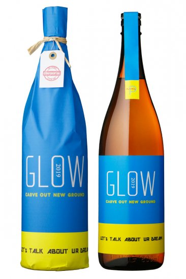GLOW~CARVE OUT NEW GROUND~2019(1800mL)