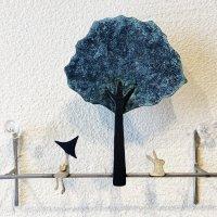 アトリエPOPPO 壁飾り「静かな休日」