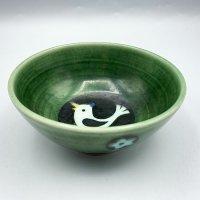 野口あき子 取り鉢 kotori-green