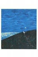 米澤知世 ポストカード「とちゅうのたび」