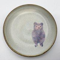 相澤かなえ 小皿 クマ