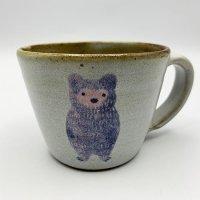 相澤かなえ マグカップ クマ