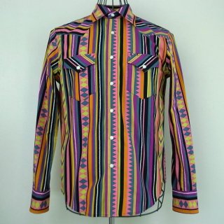 WACKOMARIA NATIVE WESTERN SHIRT(カラー3)