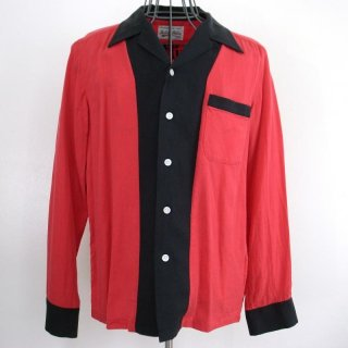 WACKOMARIA 2TONE 50s SHIRT (THE GUILTY PARTIES)