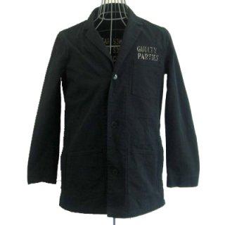 WACKOMARIA WORK Coat(GUERRILLA)(ブラック)