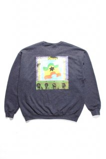 WACKO MARIA CREW NECK SWEAT SHIRT ( TYPE-3 )