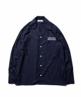 ROTTWEILER Open Collar LS Shirts