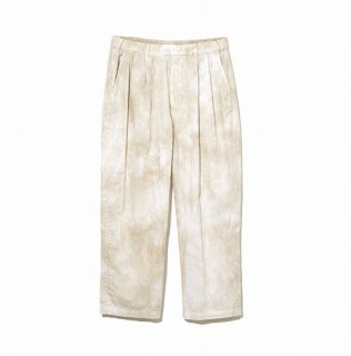 NAISSANCE SPECKLED DYE PANTS