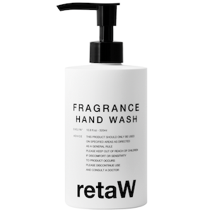 retaW Fragrance hand wash ALLEN*