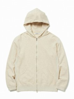 nonnative DWELLER FULL ZIP HOODY COTTON SWEAT
