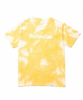 ROTTWEILER Dyed R・W Tee