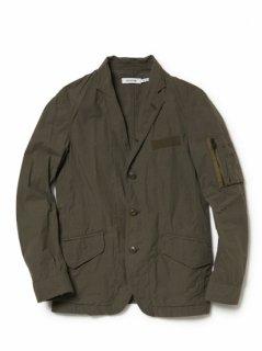 nonnative TROOPER JACKET C/N WEATHER CLOTH