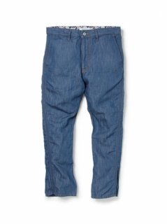 nonnative LABORER BOOT CUT PANTS C/L 7oz DENIM