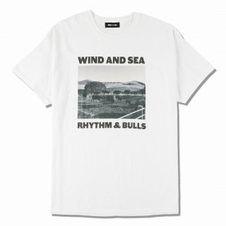 WIND AND SEA WDS (BULLS) PHOTO T-SHIRT