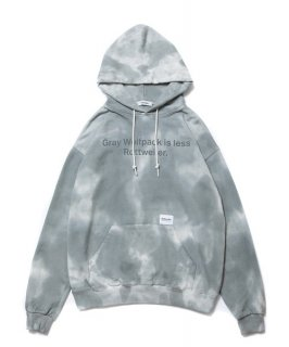 ROTTWEILER TIEDYED PULLOVER SWEAT