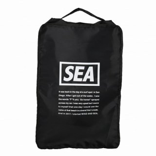 WIND AND SEA WDS TRAVEL POUCH (LARGE)