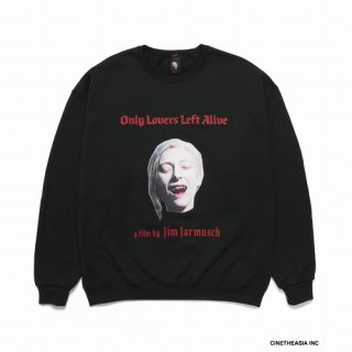 WACKO MARIA JIM JARMUSCH / CREW NECK SWEAT SHIRT