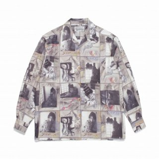 WACKO MARIA HAWAIIAN SHIRT L/S ( TYPE-1 )