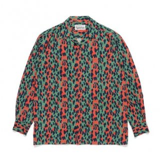 WACKO MARIA HAWAIIAN SHIRT L/S ( TYPE-2 )