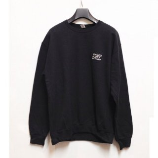 WACKO MARIA CREW NECK SWEAT SHIRT ( TYPE-2 )