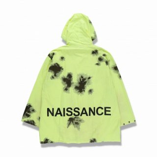 NAISSANCE OVERDYED GERMAN ARMY SNOW CAMO PARKA