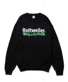 ROTTWEILER TAGGING. SWEATER