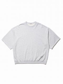 COOTIE Plain Cut-Off Crewneck Sweatshirt