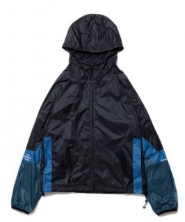 ROTTWEILER ZIP PANEL FOODED BLOUSON