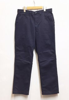 nonnative DWELLER CHINO TROUSERS USUAL FIT C/P TWILL STRETCH VW