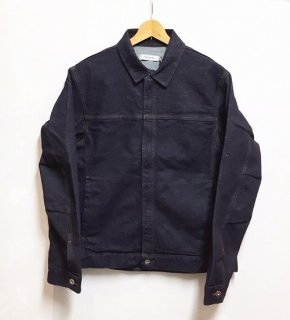 nonnative TRUCKER JACKET C/P 13oz DENIM STRETCH OW