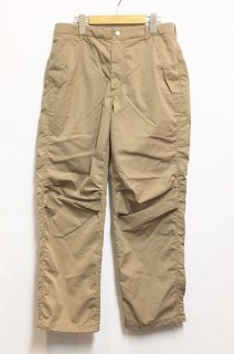 nonnative PLOUGHMAN PANTS RELAXED FIT C/P RIPSTOP STRETCH