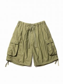 COOTIE Back Satin Error Fit Cargo Easy Shorts