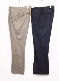 nonnative DWELLER SLACKS TAPERED FIT WOOL TWILL STRETCH
